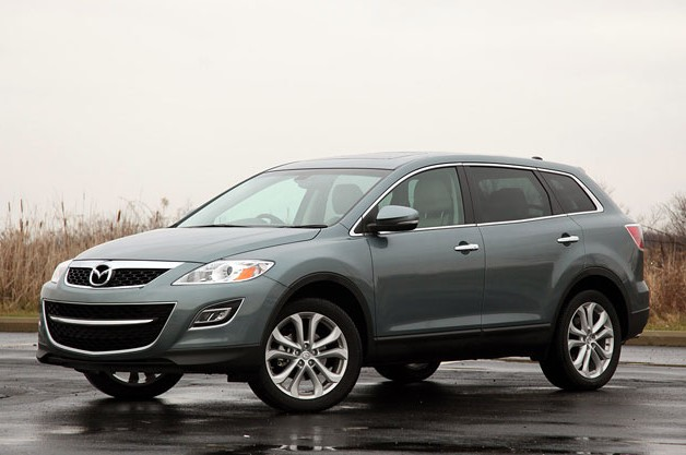 Обзор 2012 Mazda CX-9 Grand Touring AWD